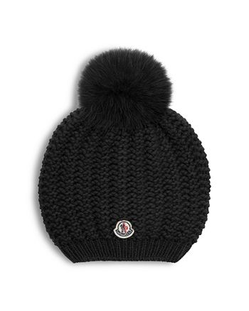 Moncler - Girls  Berretto Slouchy Hat - Sizes S-L 72e8d641008
