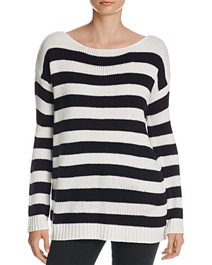 Bb Dakota Marcus Striped Pullover Sweater