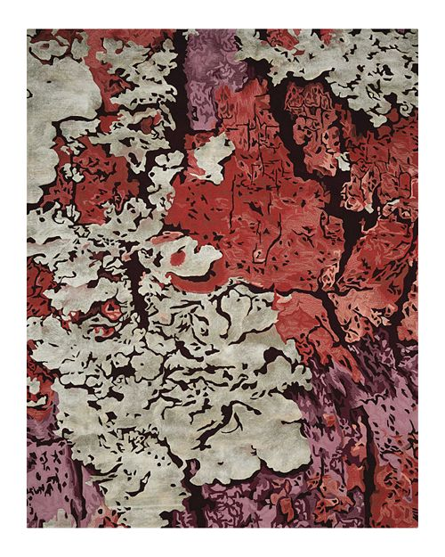 Nourison - Prismatic Area Rug Collection - Abstract Multicolor