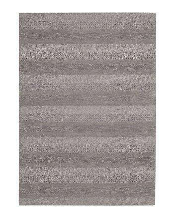 """Calvin Klein - Sequoia Boucle Stripe Rug, 7'9"""" x 10'10"""""""