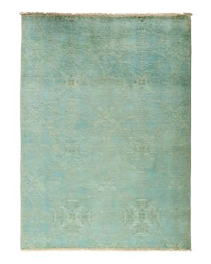 Solo Rugs Vibrance Overdyed Area Rug, 5'2 x 6'10
