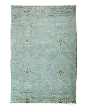 Bloomingdale's Vibrance Overdyed Area Rug, 4'3 x 6'3
