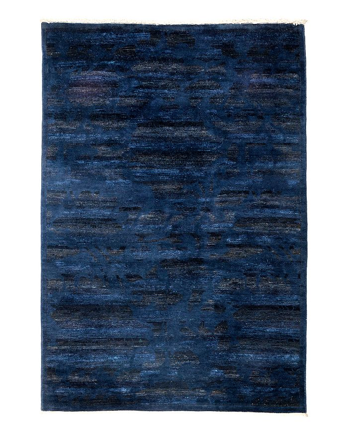 """Solo Rugs - Vibrance Overdyed Area Rug, 4'1"""" x 5'10"""""""