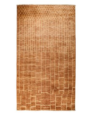 Solo Rugs Moroccan Area Rug, 4'10 x 7'10