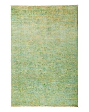 Solo Rugs Vibrance Overdyed Area Rug, 6'2 x 9'2