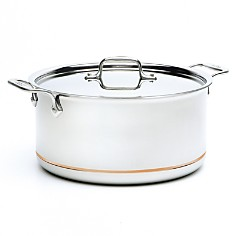All-Clad Copper Core 8-Quart Covered Stock Pot - Bloomingdale's_0