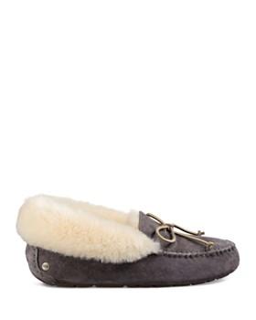 49fc8d3c4e36 ... UGG® - Women s Alena Faux Fur Cuff Slippers