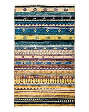 Solo Rugs Tribal Oriental Area Rug, 3'2 x 5'3