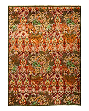 Solo Rugs Suzani Oriental Area Rug, 9'1 x 12'3