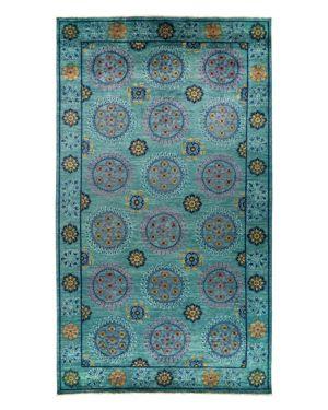 Solo Rugs Suzani Oriental Area Rug, 8'1 x 14'3