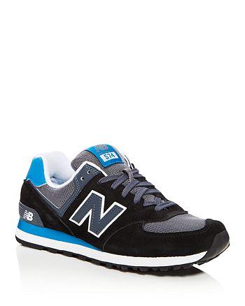 size 40 2b368 3d059 New Balance Men's 574 Core Plus Lace Up Sneakers ...