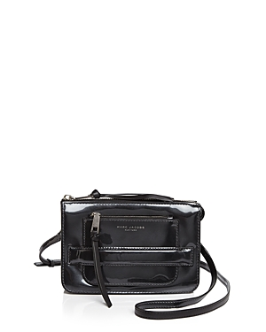 marc jacobs female marc jacobs madison patent crossbody