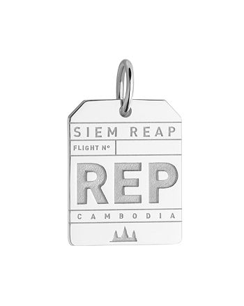Jet Set Candy - REP Siem Reap Luggage Tag Charm