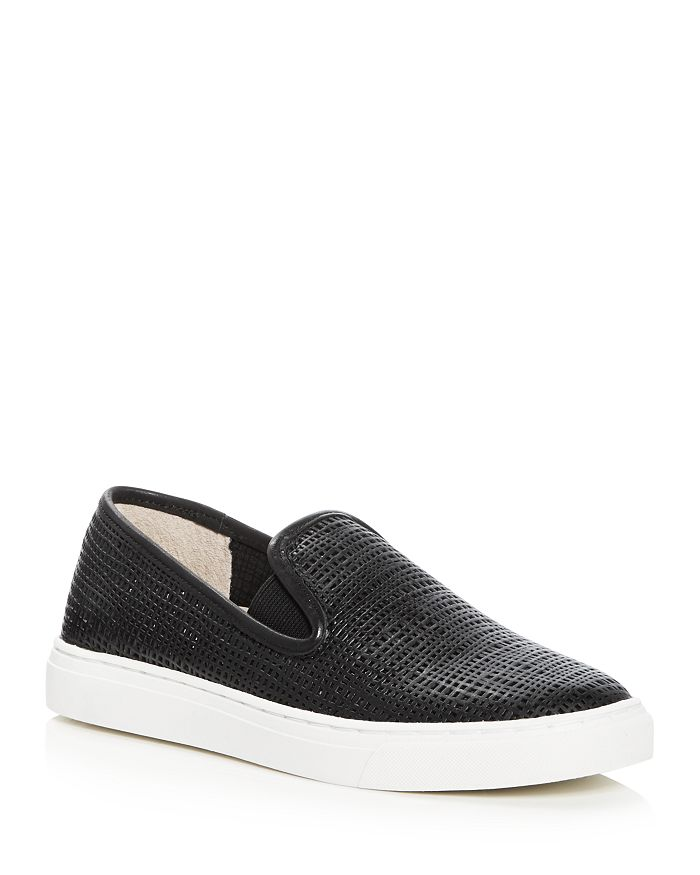 VINCE CAMUTO - Women's Becker Embossed Slip-On Sneakers