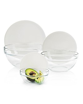 Luminarc - 6-Piece Stackable Bowl Set