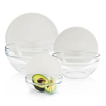 Luminarc - 6-Piece Stackable Bowl Set