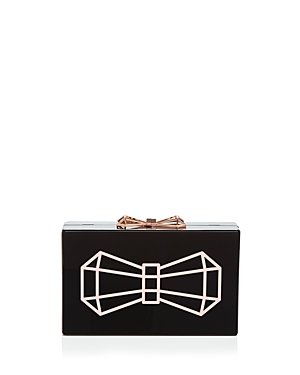 Ted Baker Bowwe Resin Clutch