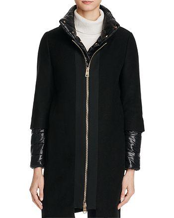 Herno - Convertible Wool-Blend Coat - 100% Exclusive