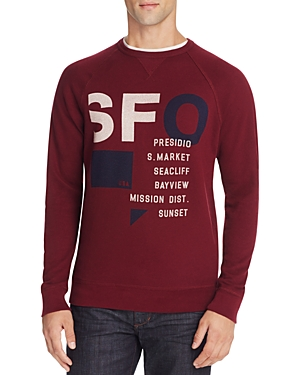 Junk Food Sfo San Francisco Graphic Sweatshirt - 100% Exclusive