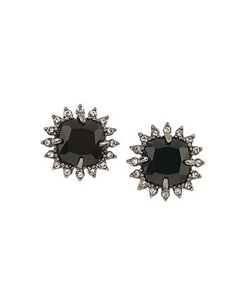 Carolee - Cushion Clip-On Earrings