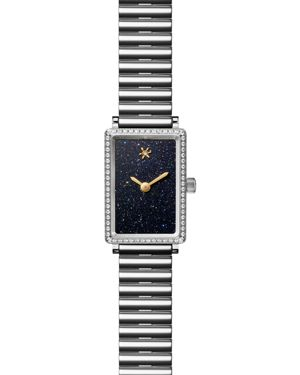 Gomelsky The Shirley Fromer Bracelet Watch with Diamonds, 26mm x 18.5mm