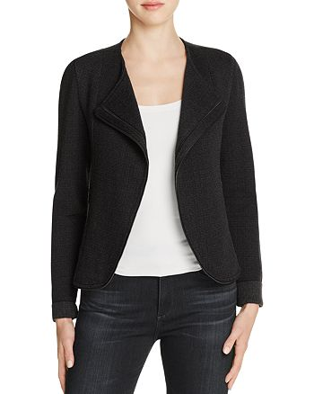 Nic And Zoe Modern Zipper Jacket Bloomingdale S