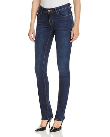 DL1961 - Coco Curvy Straight Jeans in Atlas