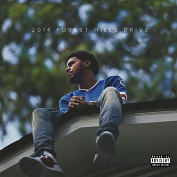 Baker & Taylor - J Cole, 2014 Forest Hill Drive Vinyl Record