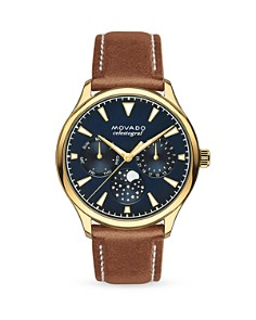 Movado Heritage Celestograf Watch, 36mm - Bloomingdale's_0