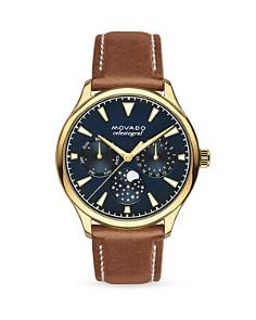 Movado - Heritage Celestograf Watch, 36mm