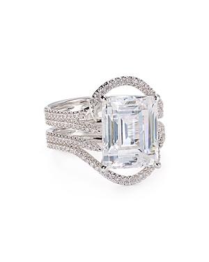 Nadri Pave Ring