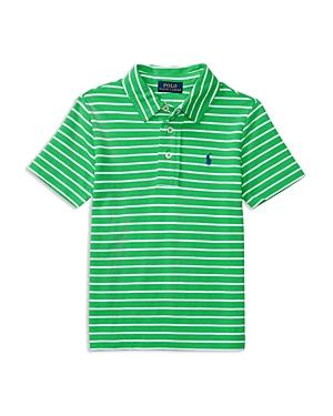 Ralph Lauren Childrenswear Boys Featherweight Mesh Polo Shirt  Sizes 27
