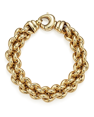 14K Yellow Gold Bracelet - 100% Exclusive