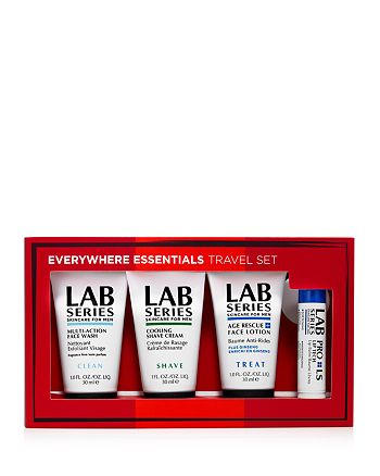 Lab Series Skincare For Men - Everywhere Essentials Gift Set