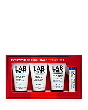 Lab Series Skincare For Men Everywhere Essentials Gift Set
