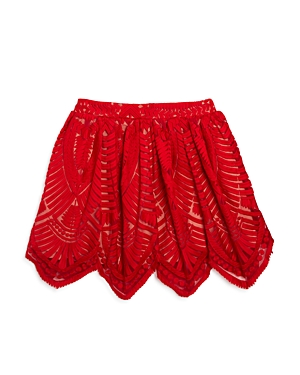 Bardot Junior Girls Deco Lace Skirt  Big Kid