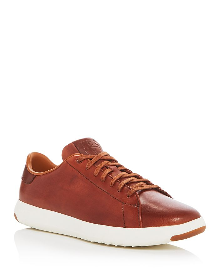 Lace Grandpro Men's Sneakers Leather Up qzSMVGUp