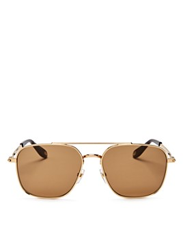 Givenchy - Men's Staple Navigator Square Sunglasses, 58mm