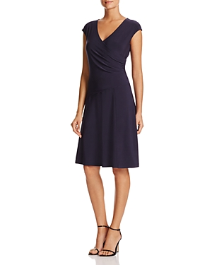 Nic and Zoe Faux Wrap Dress