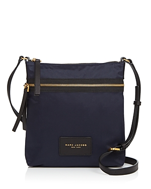 marc jacobs female marc jacobs biker northsouth nylon crossbody