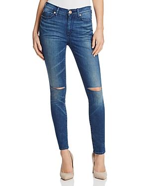 True Religion Halle Super Skinny Jeans in Cobalt Rush