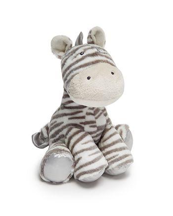 Gund - Zeebs Zebra Plush Toy - Ages 0+