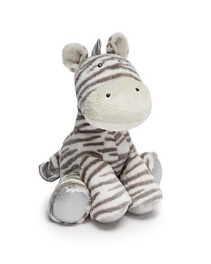 Gund Zeebs Zebra Plush Toy - Ages 0+