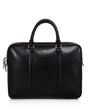 Paul Smith Slim Leather Briefcase 1898890
