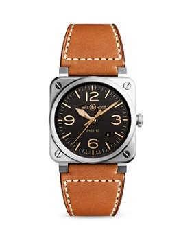 Bell & Ross - BR 03-92 Golden Heritage Watch, 42mm