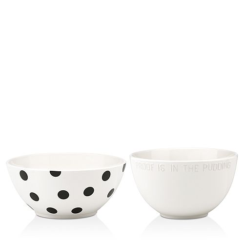 kate spade new york - The Proof is in the Pudding Mixing Bowls