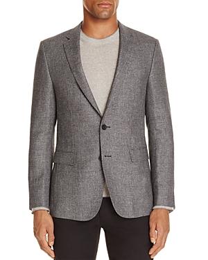 Boss Hugo Boss Tonal Donegal Tweed Slim Fit Sport Coat