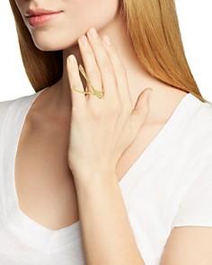 Alexandra Koumba - Wishbone Ring
