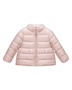 Moncler Girls' Flared Down Puffer Jacket - Baby - Bloomingdale's_0
