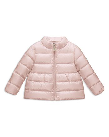 Moncler - Girls' Flared Down Puffer Jacket - Baby